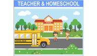TEACHERS & HOMESCHOOLERS