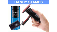 HANDY STAMPS