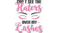 BEAUTY SPA LASHES TEE T-SHIRT APPAREL