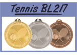 "BL217 - BL217<BR>LASERABLE 2"" ROUND MEDAL<BR>TENNIS<BR>AVAILBLE IN GOLD-SILVER-BRONZE"