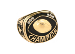 CHR25G - CHR25G<BR>CHAMPIONSHIP RING<BR>GOLD FOOTBALL