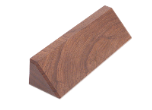 "DS8 - DS8<BR>WALNUT DESK WEDGE<BR>USE WITH 2"" X 8"" NAMEPLATE"