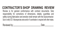 shop drawing, stamp, rubber stamp, engineer, professional