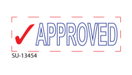 "SU-13454 - SU-13454 ""APPROVED"" Message Stamp"