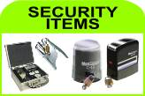 Security Items